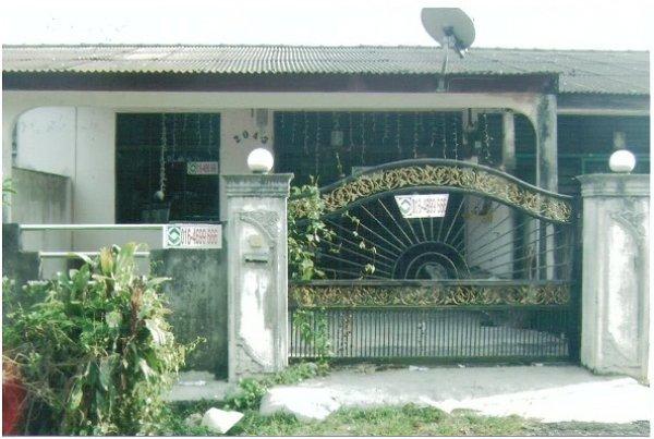 Teres 1 Tingkat, No. 2043 Lorong Kenari 10/3 Taman Kenari V, Kulim, Kedah Picture