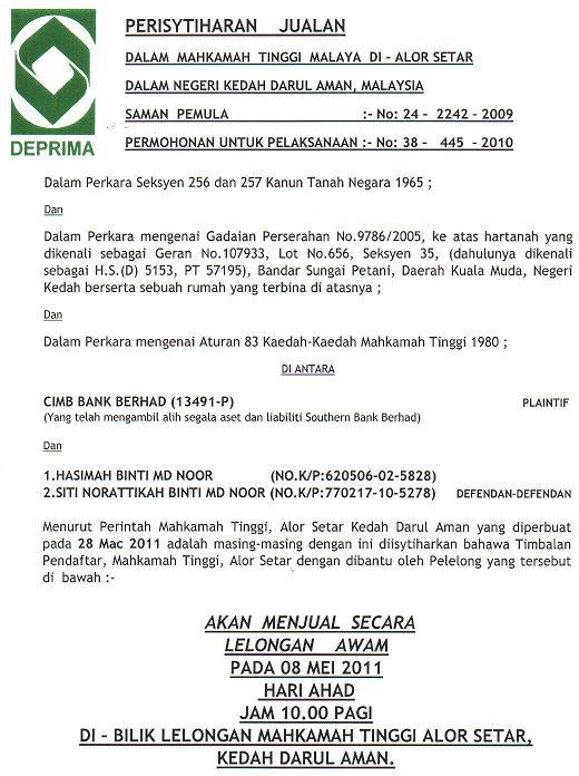 No 14,Lorong Berangan 3,Taman Berangan,Sungai Petani,Kedah (LPPEH*E-0396) Picture